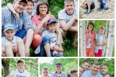 """Моя семья. Автор: Десятова Валерия, <br/>МБОУ СОО """"Школа №2 г.Облучье"""" (11 - 14 лет)"""