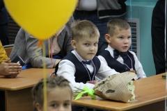 Первый раз в первый класс! Автор: Александр Матросов  <br/> МКОУ НОШ с. Ленинское