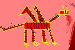 """Дракон. Автор: Олеся Зимирева, <br/> МБОУ """"СОШ №18 п. Теплоозерск"""""""